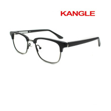 Desigual Designer Glasses 2015 New High Quality Fashion Women Men Matt Black Hand made Acetate Optical Glasses Frame